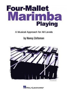 Nancy Zeltsman: Four-Mallet Marimba Playing - ćwiczenia na marimbę