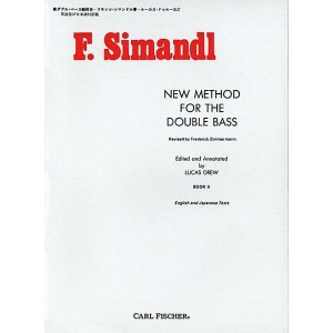Simandl - New Method for the Double Bass 2 - szkoła na kontrabas