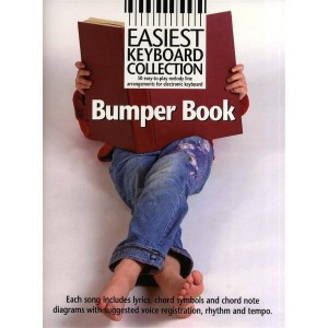 Easiest Keyboard Collection: Bumper Book - nuty na keyboard