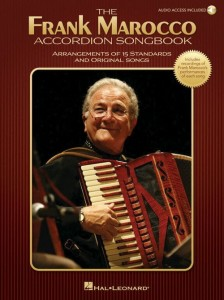 The Frank Marocco Accordion Songbook - nuty na akordeon
