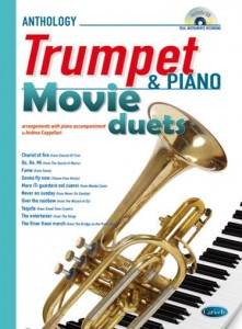 Movie Duets: Trumpet & Piano - nuty na trąbkę i fortepian (+ płyta CD)