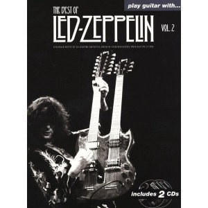 Play Guitar With The Best Of Led Zeppelin Volume 2 - nuty na gitarę (+ 2 płyty CD)