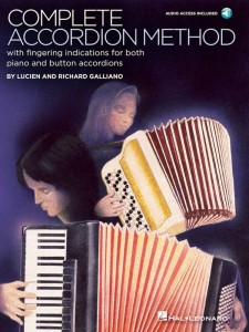 Galliano: Complete Accordion Method (+ audio online) - szkoła gry na akordeonie