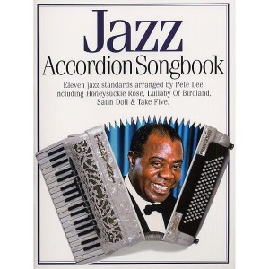 Jazz Accordion Songbook - nuty na akordeon