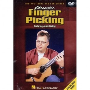 Acoustic Finger Picking (DVD) - Jamie Findlay