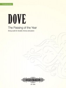 Dove: The Passing of the Year - nuty na dwa chóry i fortepian