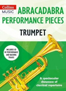 Abracadabra Performance Pieces: Trumpet (+ płyta CD) - nuty na trąbkę
