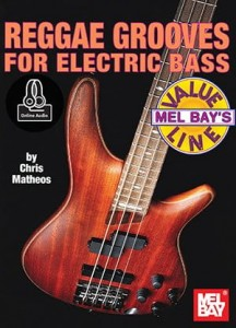 Reggae Grooves for Electric Bass (+ audio online) - Matheos - nuty i tabulatura na gitarę basową