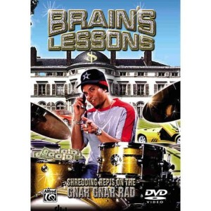 Brains Lessons: Shredding Repis on the Gnar Gnar Rad (DVD) - księgarnia muzyczna Alenuty.pl