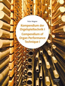 Peter Wagner: Compendium of Organ Performance Technique Volume 1 and 2 - podręcznik klasycznej i współczesnej gry na organach - księgarnia muzyczna Alenuty.pl