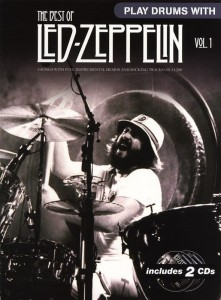 Play Drums With... The Best Of Led Zeppelin Volume 1 (+ płyta CD) - nuty na perkusję - księgarnia muzyczna Alenuty.pl