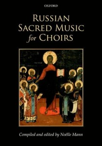 Russian Sacred Music for Choirs - nuty na chór SATB