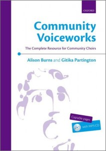 Community Voiceworks: The Complete Resource for Community Choirs (+ płyta CD) - Burns, Partington