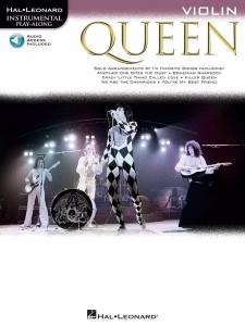 Queen: Violin (+ audio online) - nuty na skrzypce