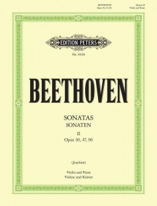 Beethoven: Sonatas for Violin and Piano 2 opp. 30, 47, 96 - sonaty na skrzypce i fortepian