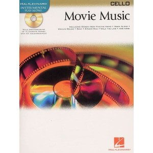 Movie Music: Cello - muzyka filmowa na wiolonczelę (+ płyta CD)