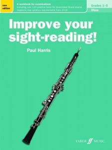 Improve Your Sight-Reading - Oboe Grades 1-5 - Harris - nauka grania z nut na obój