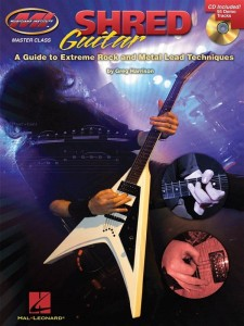 Shred Guitar - A Guide To Extreme Rock And Metal Lead Techniques (+ płyta CD) - Greg Harrison