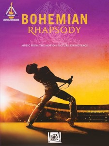 Bohemian Rhapsody: Music from the Soundtrack (Guitar Recorded Version) - nuty i tabulatura na gitarę elektryczną