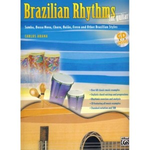 Brazilian Rhythms for Guitar - Carlos Arana