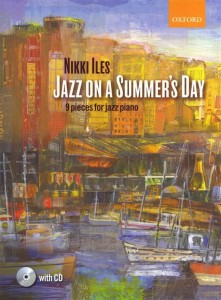 nuty na fortepian Nikki Iles jazz