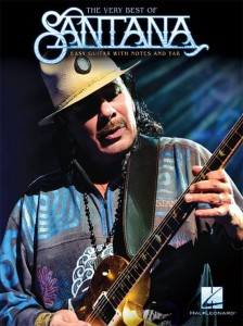 The Very Best of Santana - Easy Guitar - nuty na gitarę, tabulatura, akordy gitarowe i tekst