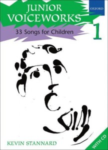 Junior Voiceworks 1: 33 Songs for Children (+ płyta CD) - Stannard
