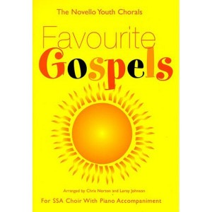 The Novello Youth Chorals: Favourite Gospels (SSA) - nuty na chór z fortepianem