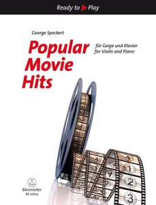 Ready to Play - Popular Movie Hits for Violin and Piano - nuty na skrzypce z fortepianem