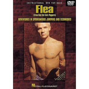 Flea: Bass Jamming And Techniques (DVD)