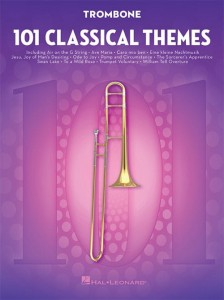 101 Classical Themes: Trombone - nuty na puzon