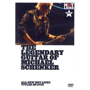 Hot Licks - The Legendary Guitar of Michael Schenker