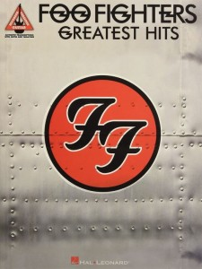 Foo Fighters: Greatest Hits - nuty i tabulatura na gitarę elektryczną