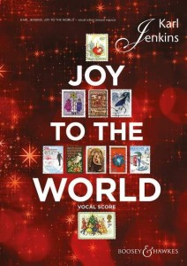 Karl Jenkins: Joy to the World - nuty na chór SATB