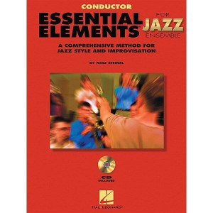 Essential Elements for Jazz Ensemble - Conductor - Mike Steinel