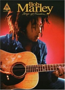 Bob Marley: Songs Of Freedom - nuty na gitarę z tabulaturą