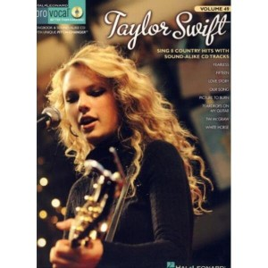 Pro Vocal Women's Edition Volume 49 - Taylor Swift