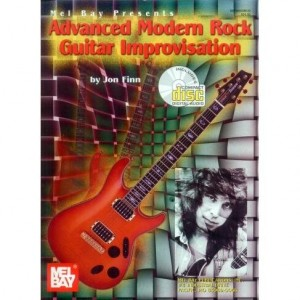Advanced Modern Rock Guitar Improvisation - Jon Finn