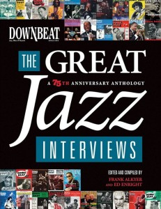 DownBeat: The Great Jazz Interviews - 75th Anniversary Anthology - Alkyer, Enright