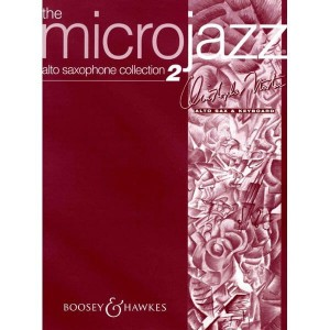 Norton - Microjazz saxophone collection 2 - nuty na saksofon altowy