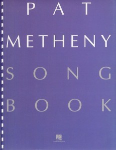 Pat Metheny Songbook - nuty na gitarę
