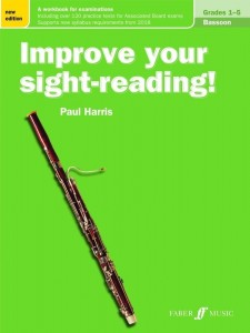 Improve Your Sight-Reading - Bassoon Grades 1-5 - Harris - nauka grania z nut na fagot