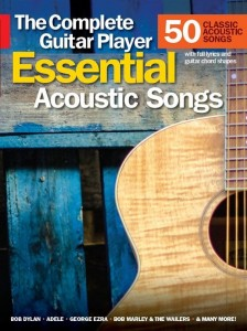 The Complete Guitar Player: Essential Acoustic Songs - śpiewnik gitarowy 50 piosenek