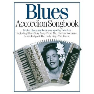 Blues Accordion Songbook - nuty na akordeon