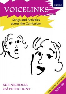 Voicelinks: Songs and Activities across the Curriculum (+ płyta CD) - Nicholls, Hunt