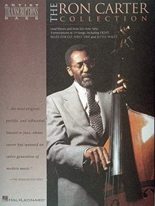The Ron Carter Collection - nuty na kontrabas