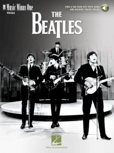 The Beatles - Sing 8 Fab Four Hits (+ audio online) - piosenki Beatlesów - nuty na głos z fortepianem
