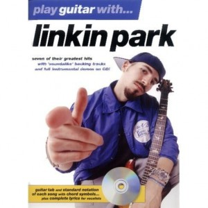 Play Guitar with Linkin Park - nuty i tabulatury na gitarę (+ płyta CD)