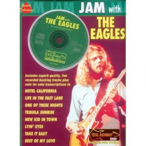 Jam with The Eagles - nuty i tabulatury na gitarę
