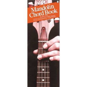 Mandolin Chord Book - akordy na mandolinę - James Major